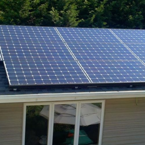 Long Island home solar panel Installation