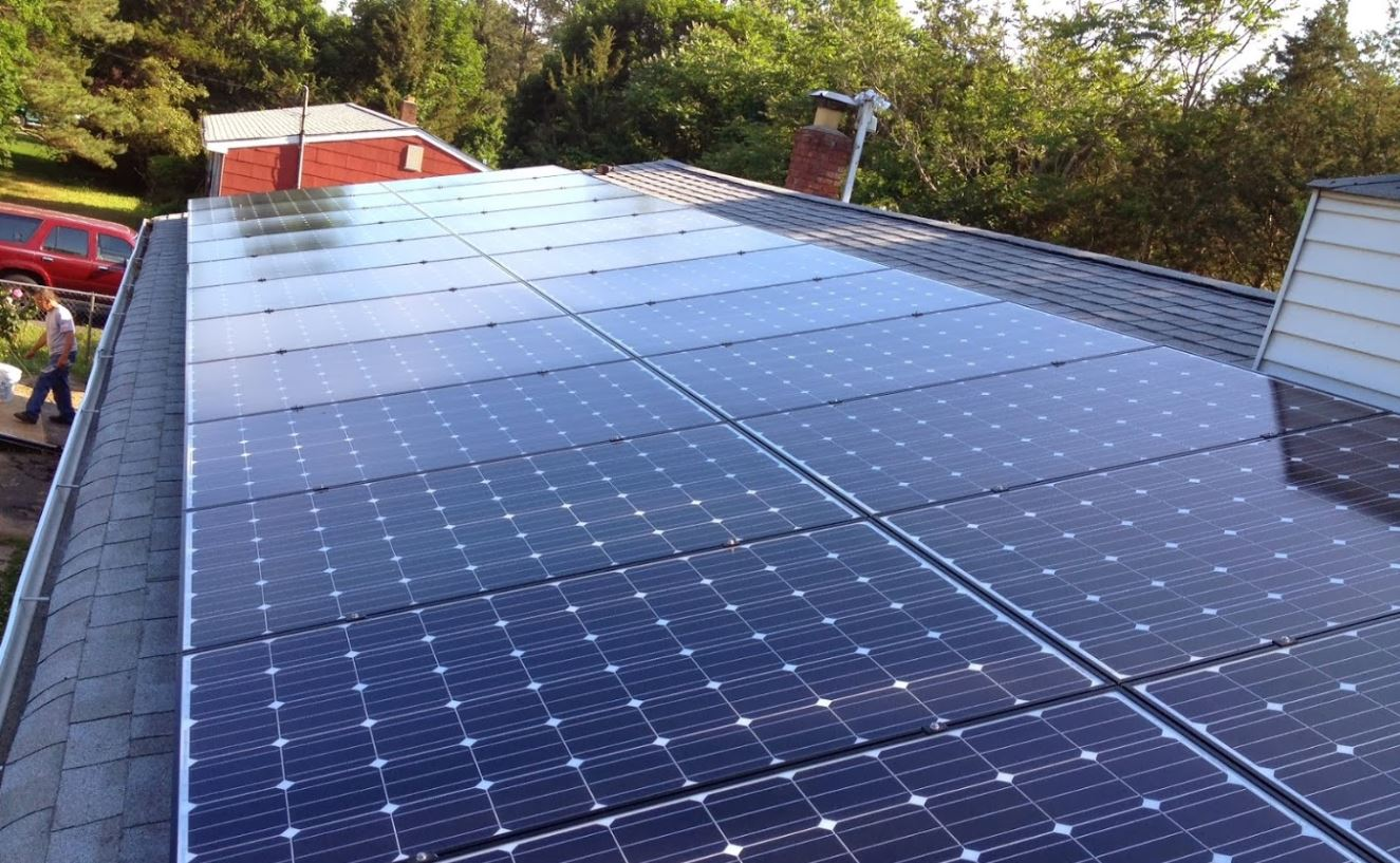 Installation of Solar Panels for Long Island homes